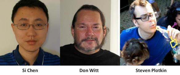 Chen, Witt and Plotkin