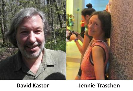 David Kastor and Jennie Traschen