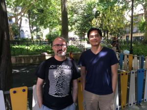 Emanuele Berti and Hector Okada da Silva