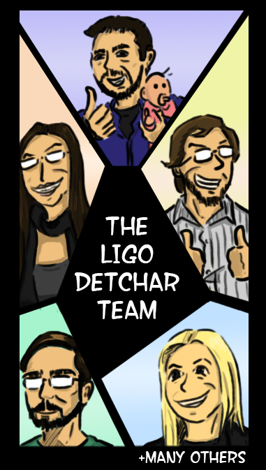 The-LIGO-Detchar_team