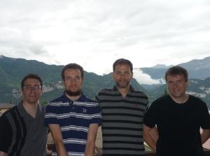 Bruno Giacomazzo, Andrea Endrizzi, Riccardo Ciolfi, Wolfgang Kastaun