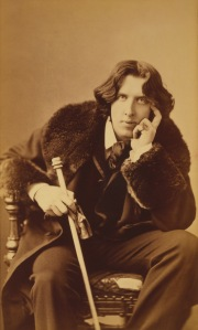 The authors, Jennie Traschen and David Kastor, enjoy the wit and humor of Oscar Wilde.
