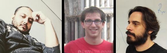 Jishnu Bhattacharyya, Mattia Colombo and Thomas Sotiriou from the School of Mathematical Sciences, University of Nottingham.