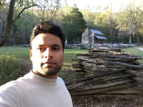 Sahil Saini is a graduate student at Louisiana State University